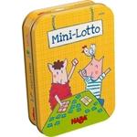 Afbeeldingen van Mini-lotto in blikken doosje