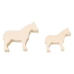 Afbeeldingen van Snijvormen Paarden