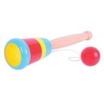 Afbeeldingen van Bal-in-cup - Behendigheidsspel Bigjigs