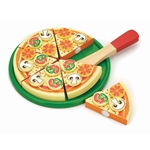 Picture of Pizza vegitaris Viga