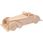 Afbeeldingen van 3d puzzel oldtimer cabriolet Eureka