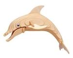 Afbeeldingen van 3d puzzel dolfijn Eureka