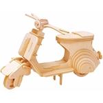 Image de 3d puzzel scooter eureka