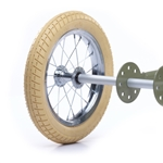 Bild von Trybike steel wiel, voor VINTAGE fietsje