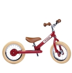 Picture of Trybike steel vintage rood, tweewieler