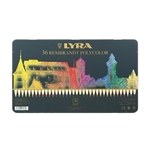 Picture of Lyra Rembrandt Polycolor, 36 kleuren in blik  2001360