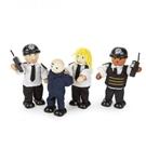 Bild von Speelpoppetjes politie en boef