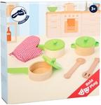 Picture of Kookset voor speelkeuken