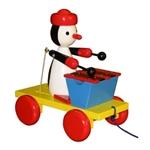 Picture of Trekfiguur Xylofoon Pinguin