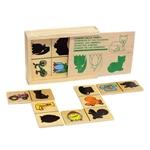 Afbeeldingen van Schaduw domino - Harmony Toys