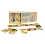 Afbeeldingen van Vertel domino - Harmony Toys