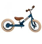 Bild von Trybike steel vintage blauw als tweewieler