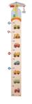 Afbeeldingen van Goki Meetlat Groeimeter transport met knijpers 105 cm