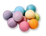 Afbeeldingen van Grijp- en bijt ballen Grimms pastelkleur