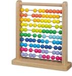 Afbeeldingen van Abacus, telraam tot 100 Joueco