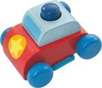 Afbeeldingen van Buggy piep-speelfiguur auto Haba