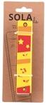 Bild von Mondharmonica hout kleurrijk