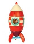 Afbeeldingen van Magneet raket Gigant Janod hoogte 33 cm