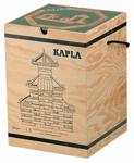 Picture of Kapla kist met deksel 280 plankjes in blank Hout