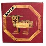 Picture of Kapla, boek nr. 1 rood, dieren enzo