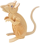 Image de 3d puzzel muis Eureka