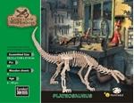 Afbeeldingen van 3d puzzel plateosaurus Eureka