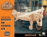 Image de 3d puzzel vliegtuig Eureka