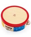 Afbeeldingen van Baby drum, tamboerijn Tap-along Hape