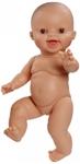 Bild von Babypop Gordi blank meisje lachend 34 cm