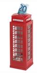 Afbeeldingen van Spaarpot Engelse telefooncel