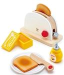 Afbeeldingen van Broodroosterset met diverse speeltjes Hape