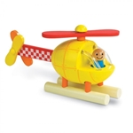 Image de Magneetset Janod Helicopter