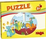 Afbeeldingen van Puzzel ridder en prinses Haba