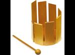 Afbeeldingen van Roertrommel- klank trommel 15 cm,