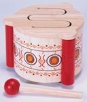 Image de Drum, trommel vrolijke kleuren Pintoy