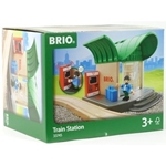 Bild von BRIO Treinstation met geluid