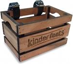 Bild von Fietskrat hout Kinderfeets
