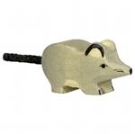 Afbeeldingen van Holztiger - Muis grijs