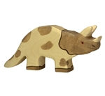 Picture of Holztiger - Triceratops dino