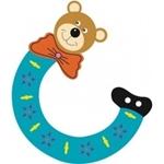Image de Gekleurde beren letter C