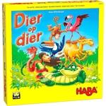 Afbeeldingen van Stapelspel Dier op dier  Haba 4 - 99 jaar