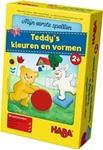Afbeeldingen van Teddy's kleuren en vormen Haba 2+