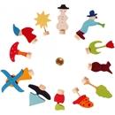 Afbeelding voor categorie Verjaardagsringen - Stekers