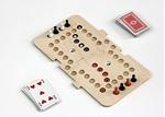 Picture of Keezbord spel aanvulling naar 8 personen en tevens 2 x 4 personen