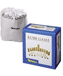 Picture of Kubb werpspel - grenenhout  - koning 30 cm - Philos