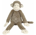 Picture of Knuffel Aap Mickey bruin-clay 32 cm Happy Horse