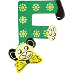Picture of kleine beren letter F