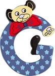 Picture of kleine beren letter G