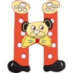 Image de kleine beren letter H