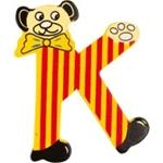 Image de kleine beren letter K